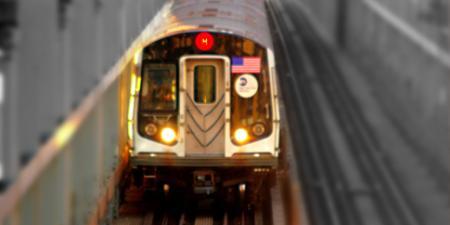 Williamsburg Bridge Subway