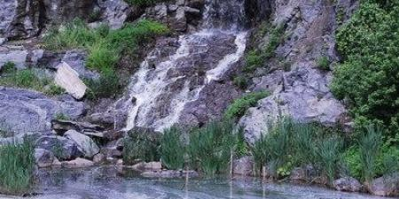 Morningside Heights Waterfall