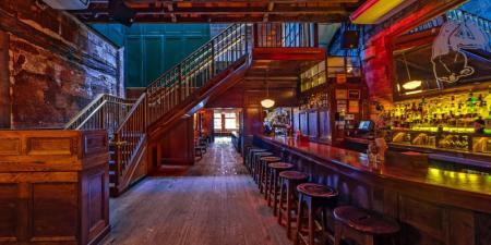 Brass Monkey NYC interior