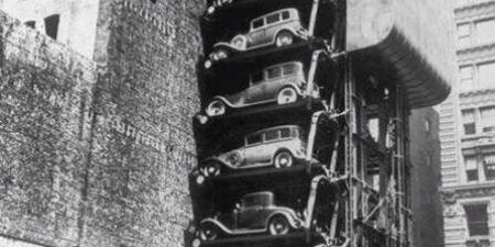 Elevator Parking 1930