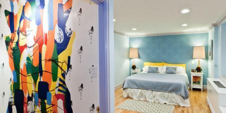 Loft Vintage Bedroom