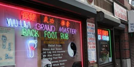 Wu Lim Qi Gong Master
