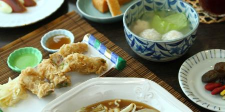 Savoring Taiwanese Cuisine - Eel Noodles