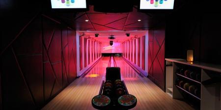 Frames VIP Bowling Lane