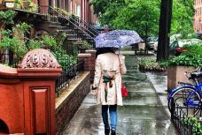Bergdorf Goodman Umbrella Day