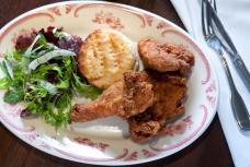 Fried Chicken Bob Whites