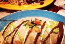 Taqueria Tlaxicalli Burrito