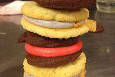 Sandwich Cookies - Drunkbakers